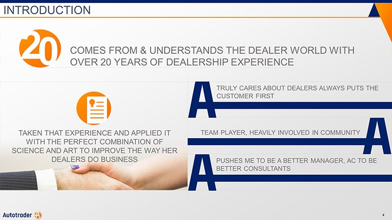 Autotrader PowerPoint Presentation Slide3