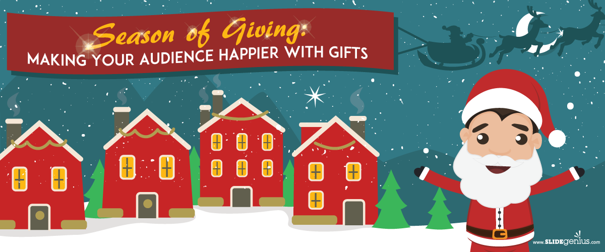 Gifographics: Making Your Audience Happier With Gifts