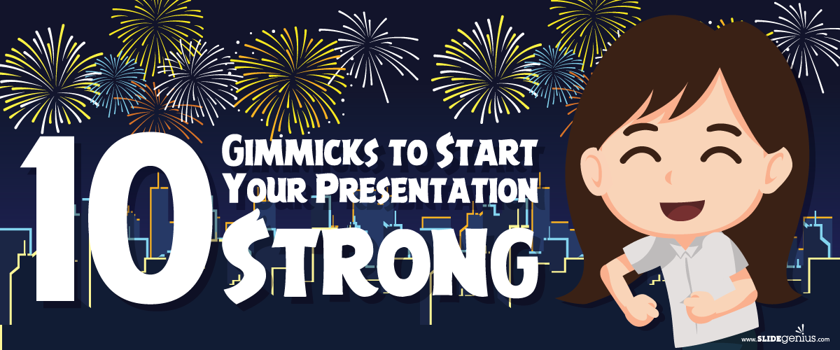 How to build a strong presentation