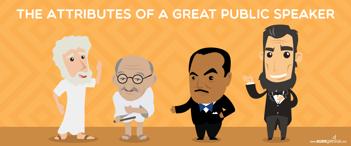 Attributes of a Great Public Speaker