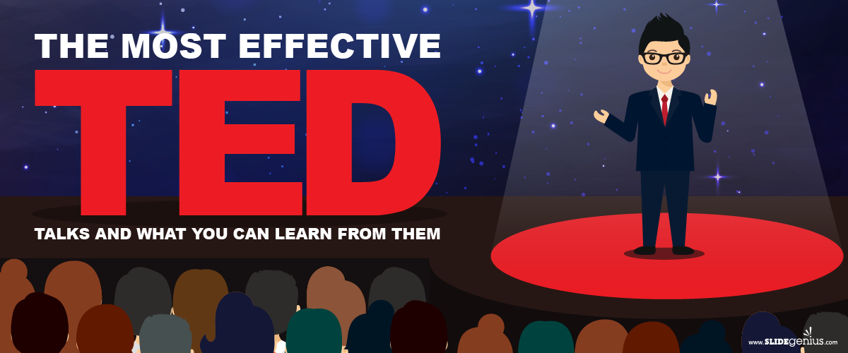 The Most Effective TED Talks and What You Can Learn from Them
