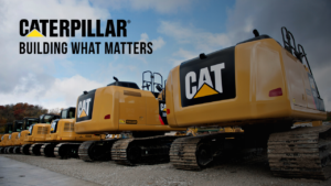 Caterpillar Inc PowerPoint Presentation Slide Examples 1