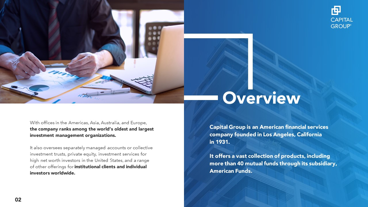 Capital Group PowerPoint Presentation Slide Examples 2