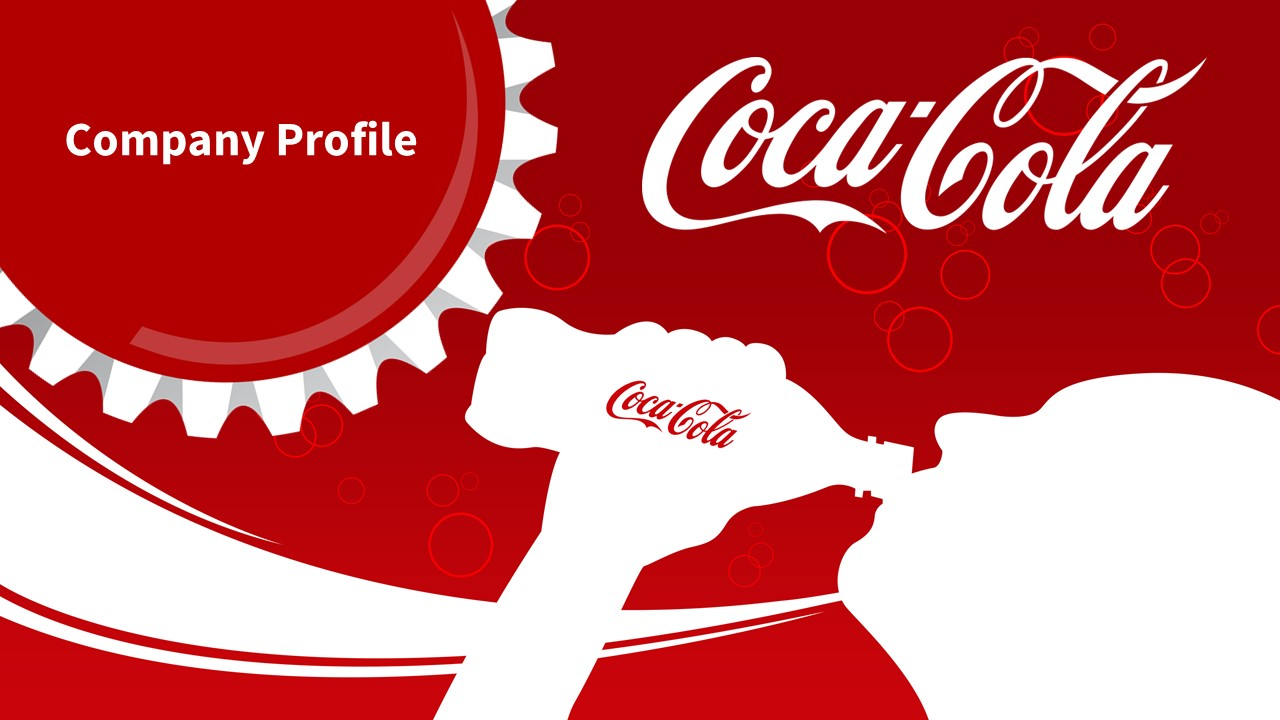 Coca-Cola PowerPoint Presentation Slide Examples 1
