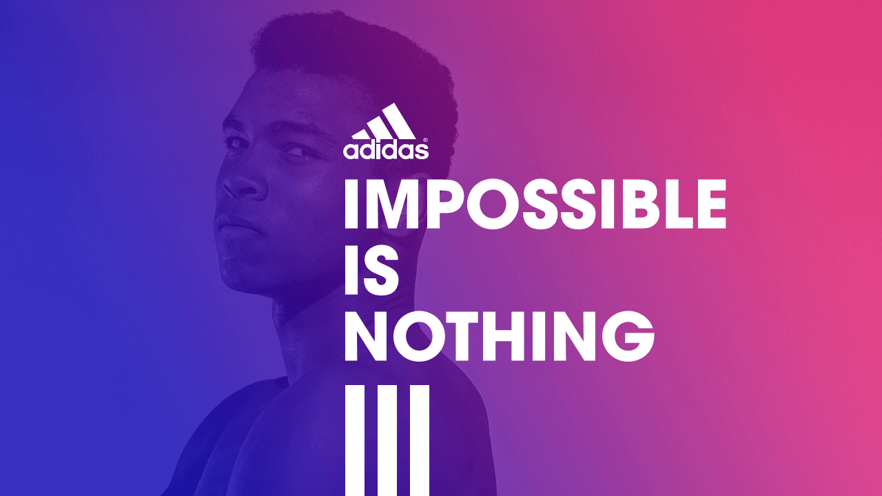 Adidas PowerPoint Slide Design Example1
