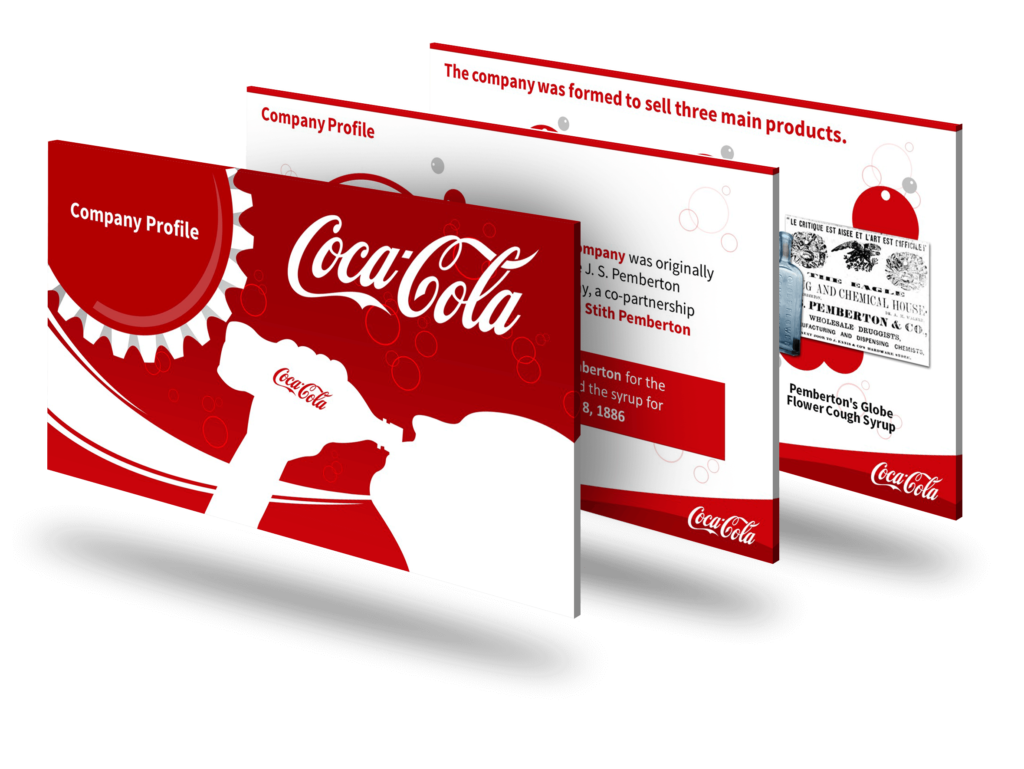 Coca-Cola PowerPoint Deck