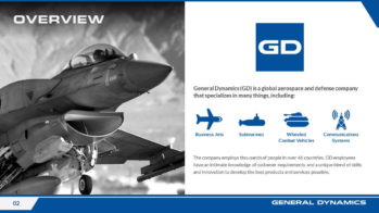 General Dynamics PowerPoint Presentation Slide Examples2