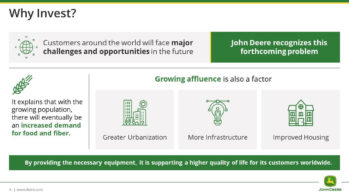 John Deere PowerPoint Presentation Slide Example 4