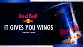Red Bull PowerPoint Presentation Slide Examples 1