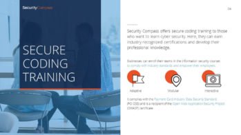 Security Compass PowerPoint Presentation Slide Examples 4