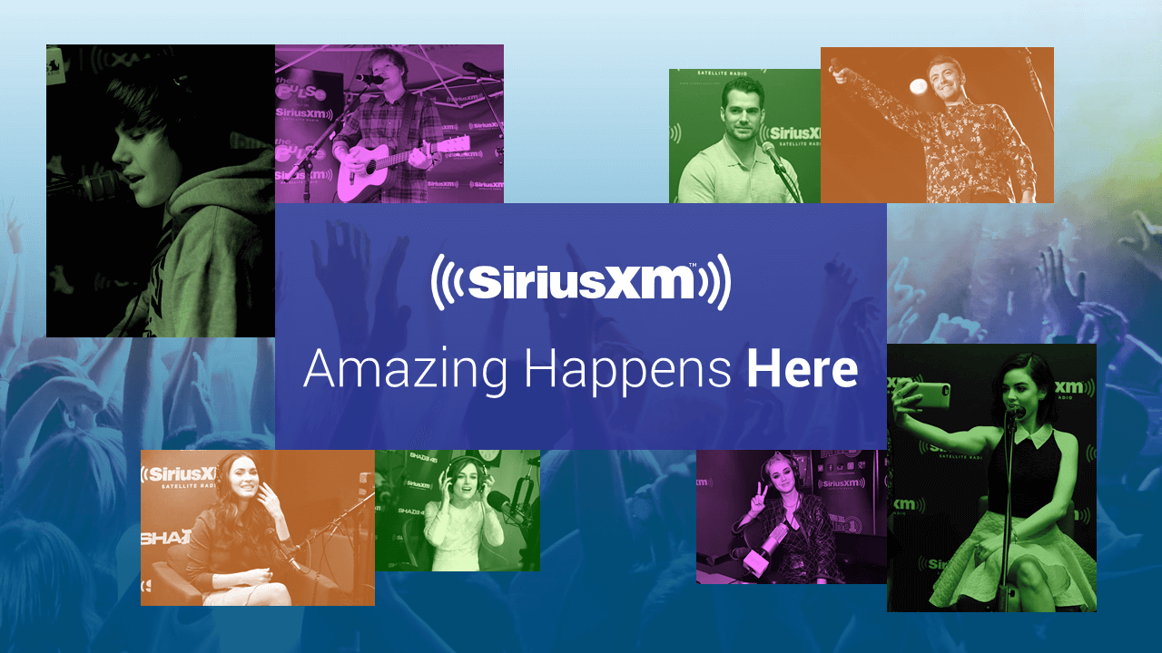 Sirius XM PowerPoint Presentation Slide Example 1