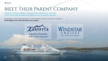 Windstar Cruises PowerPoint Presentation Slide Examples3