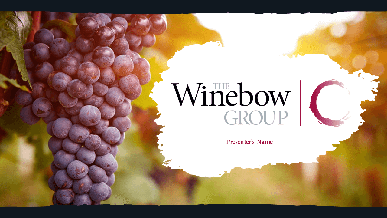 Winebow PowerPoint Slide Design Example1
